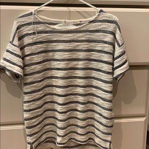 Roxy Lightweight shirtsleeve sweater top